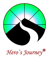 The Hero's Journey is trademarked in Australia by Gail Goodwin.