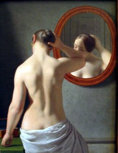 Mirror Mirror by Gail Goodwin