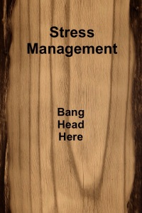 Creative development improves stress management for micro business professsionals
